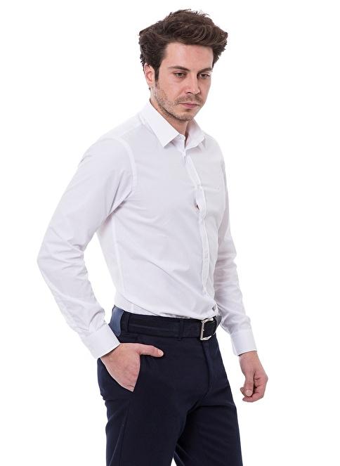 Karaca Gömlek Beyaz